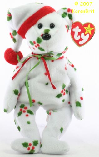 1998 Holiday Teddy