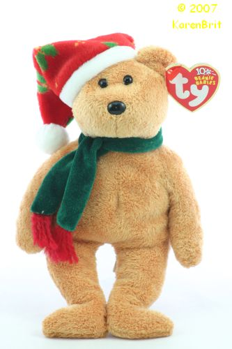 2003 Holiday Teddy