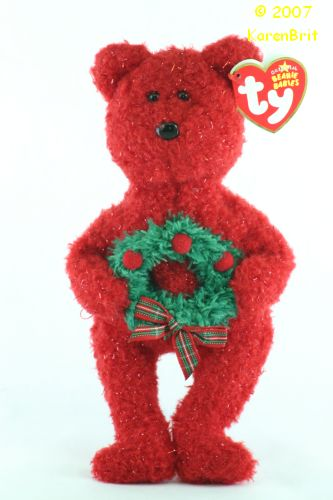 2006 Holiday Teddy