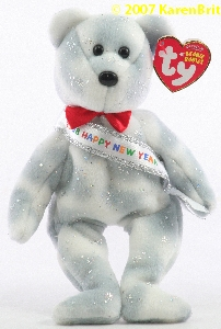 2008 (New Year's Bear)