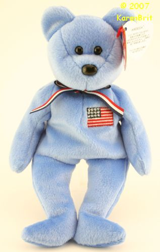America (Blue)