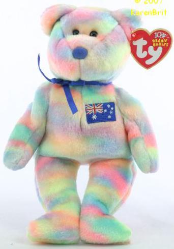 Aussiebear