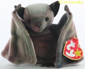 Batty (Tie-dye)