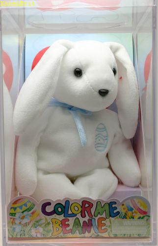 Color Me Beanie (bunny)