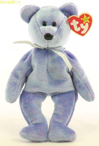 81905fca3fa Ty Beanie Babies Clubby II Bear BBOC Membership Kit