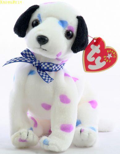 Dizzy (black ears, colored spots)