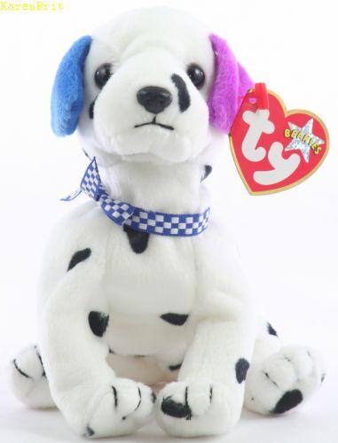 Dizzy (colored ears, black spots)