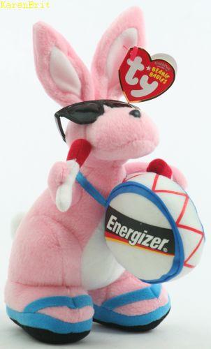 10231fd3ae5 Ty Beanie Babies - Energizer Bunny