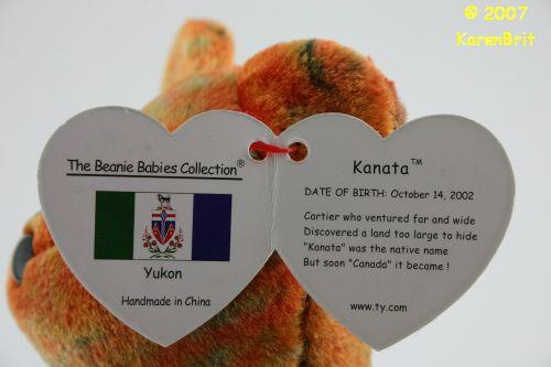 Kanata – Yukon Territory