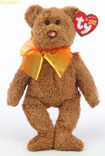 b8bfa63303d Ty Beanie Babies Bear - M.C. Beanie V