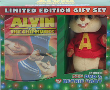 Alvin (with Alvin & Chipmunks DVD)