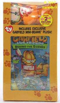 Garfield (with DVD)