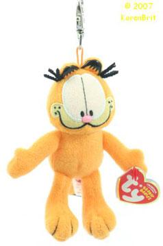 Garfield Key-clip