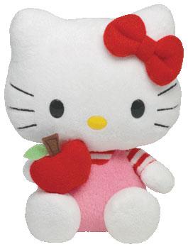 Hello Kitty (apple, red)