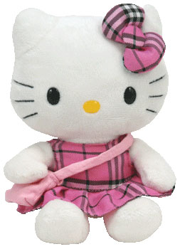 Tartan Plaid Hello Kitty (satchel)