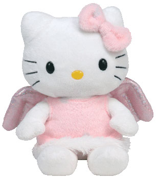 Pink Angel Hello Kitty