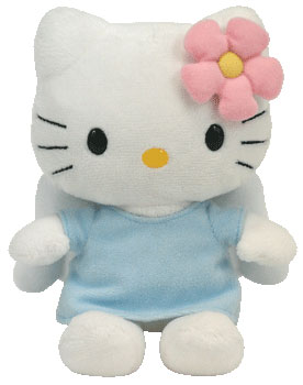 Blue Angel Hello Kitty
