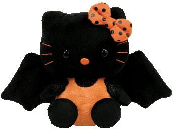 Hello Kitty (Halloween bat)