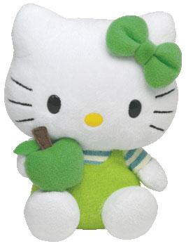 Hello Kitty (apple, green)