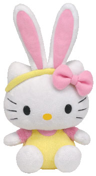 Hello Kitty (Easter, pink ears)