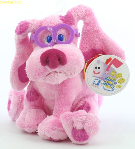 Magenta (Blue's Clues extra tag USPS)