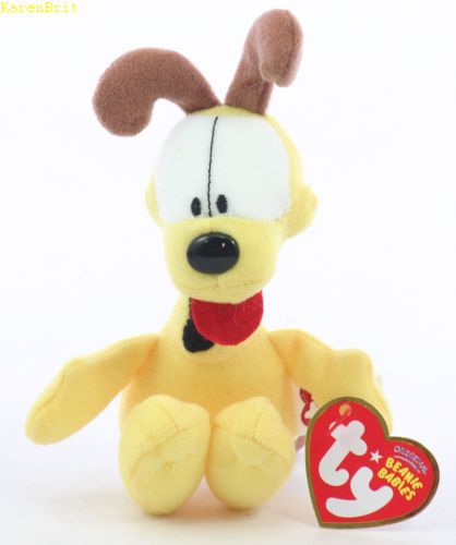 Odie (with DVD in Box)