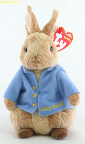 Peter Rabbit, The Tale of (gold thread)