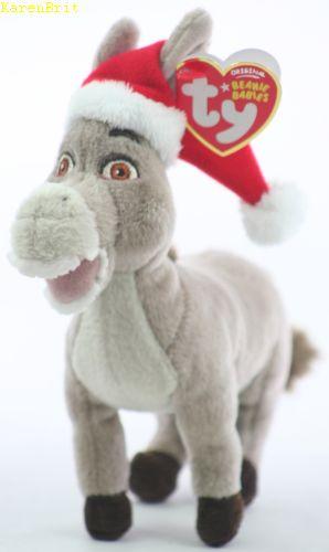 Donkey (Santa Hat) (with Shrek the Halls DVD)