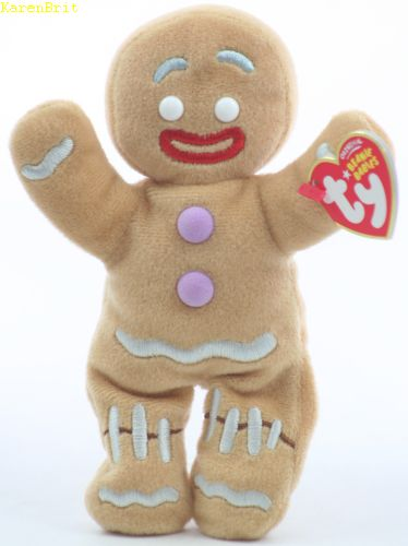 Gingy (with Shrek the Halls DVD)