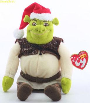 Shrek (with Shrek the Halls DVD)
