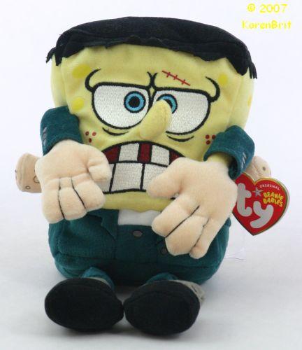 SpongeBob FrankenStein