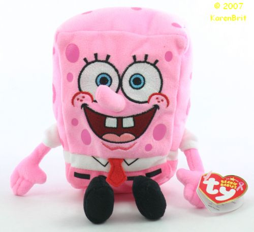 SpongeBob PinkPants