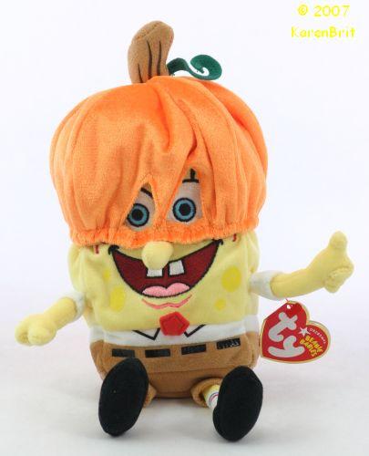 SpongeBob PumpkinMask