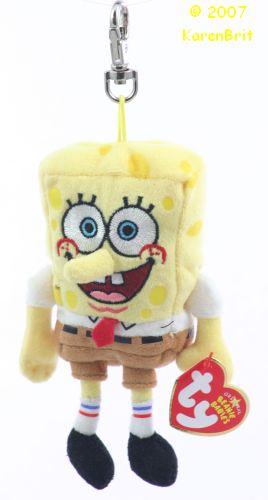 SpongeBob SquarePants Key-clip