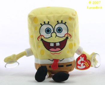 SpongeBob SquarePants (stuck on you)