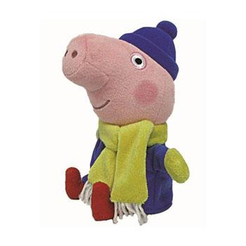 George (hat & scarf)