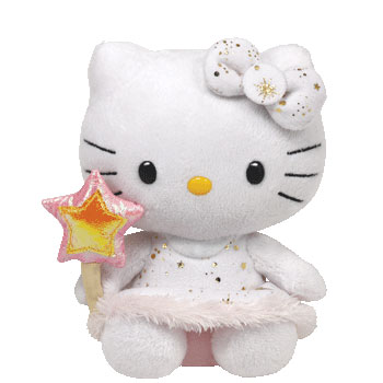 Hello Kitty (white angel, no wings)