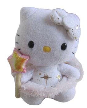 Hello Kitty (white angel)