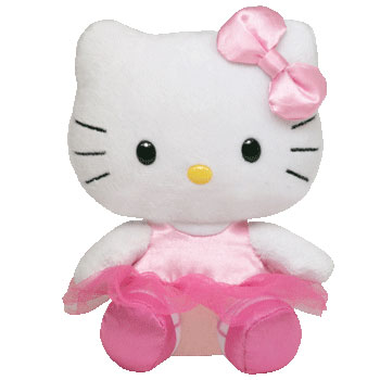 Hello Kitty (ballerina)