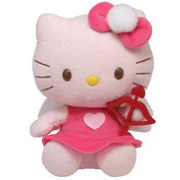 Hello Kitty (Valentine / Cupid)