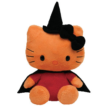 Hello Kitty (Halloween witch)