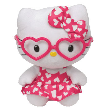 Hello Kitty (heart glasses)