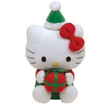 Hello Kitty (Christmas gift)