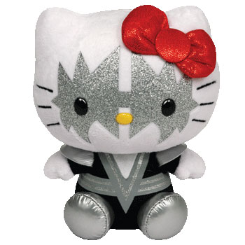 Kiss Hello Kitty (Spaceman)