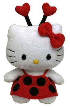 Hello Kitty (ladybug/ladybird)