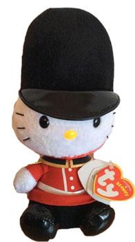 Hello Kitty (London Guard)