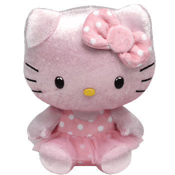 Hello Kitty (pink shimmer)