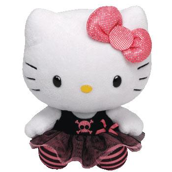 Hello Kitty (punk rock dress)