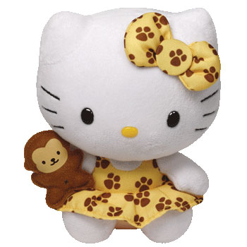 Hello Kitty (safari dress)
