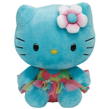 Hello Kitty (turquoise)